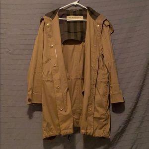 Authentic Burberry Trench Coat!